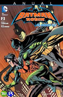 Os Novos 52! Batman e Robin - Anual #2