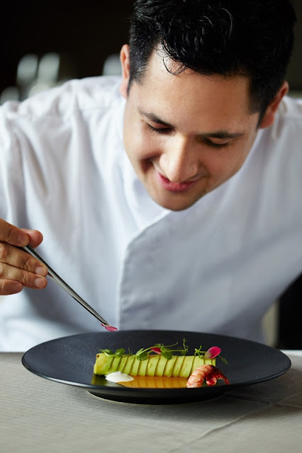 Guest Chef Francisco Araya Ritz Carlton Kuala Lumpur