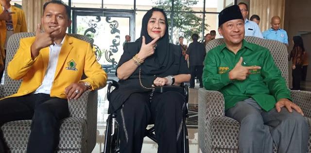Rachmawati Soekarnoputri Rangkul Golkar Dan PPP