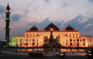 Masjid Agung Sultan Mahmud Badaruddin