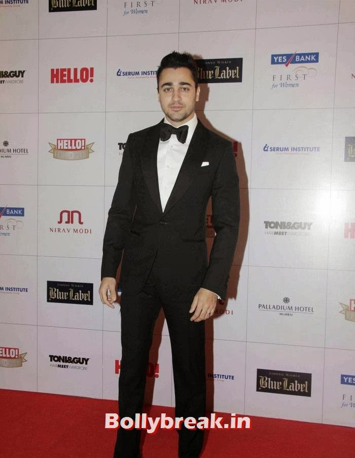 Imran Khan, Hello Awards 2013 Pics