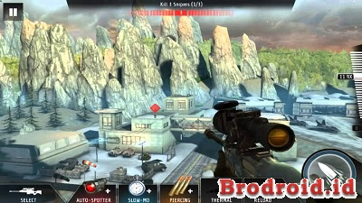Kill Shot Bravo v2.7.2 Mod APK Terbaru 2017 (update)