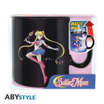 SAILOR MOON Mug thermo-réactif