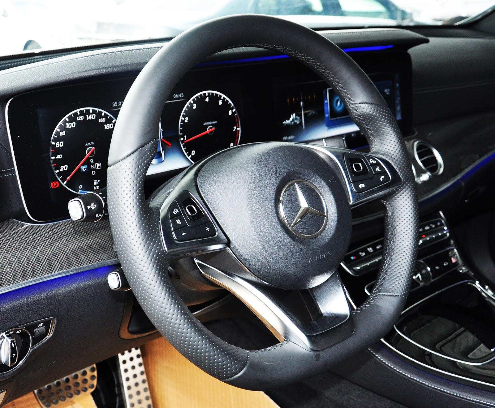 Xe Mercedes Benz E400 AMG New Model 012