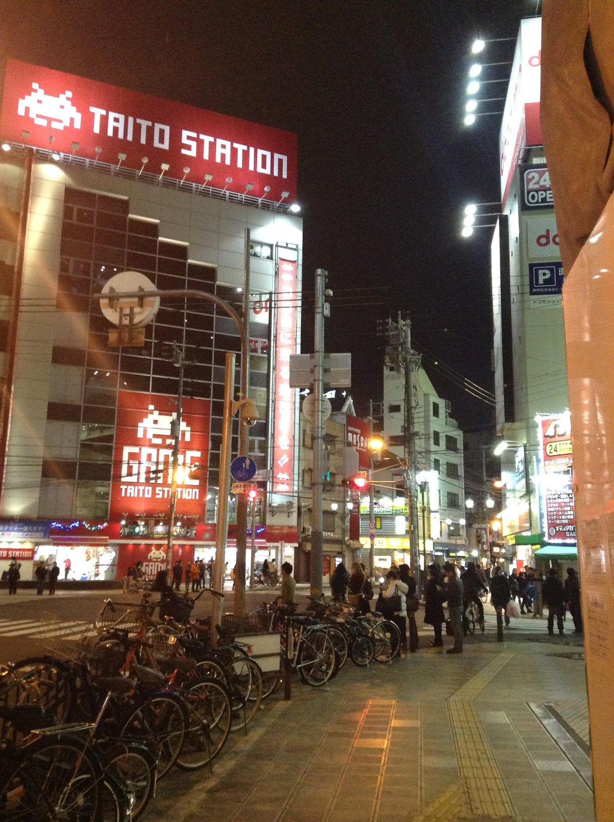 Street in Namba, Osaka