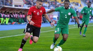 Libya vs Nigeria Live Streaming Today 16-10-2018 CAF Africa Cup of Nations