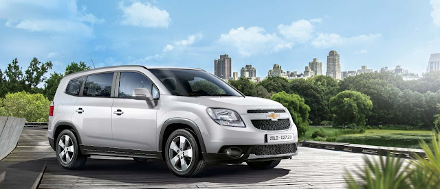 orlando colorizer MY15 - Xe 7 chỗ cho gia đình dưới 1 tỷ : Chevrolet Orlando, Kia Rodon hay Toyota Innova ? - Muaxegiatot.vn