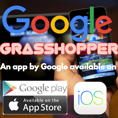 Grasshopper App by Google for Free JavaScript Tutorials Online | Google Creates Grasshopper App to Teach Coding on Mobile