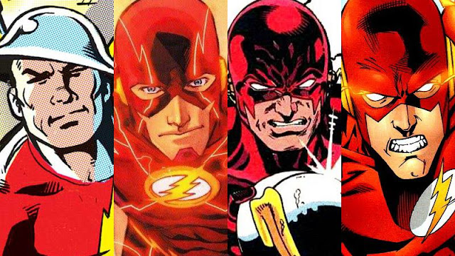 4 Generasi The Flash, dari Jay Garrick sampai Bart Allen