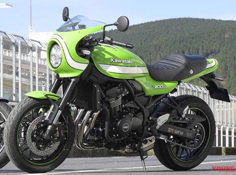 Kawasaki Z900RS Cafe Racer
