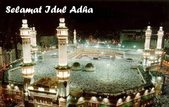Bacaan Niat Shalat Idul Adha