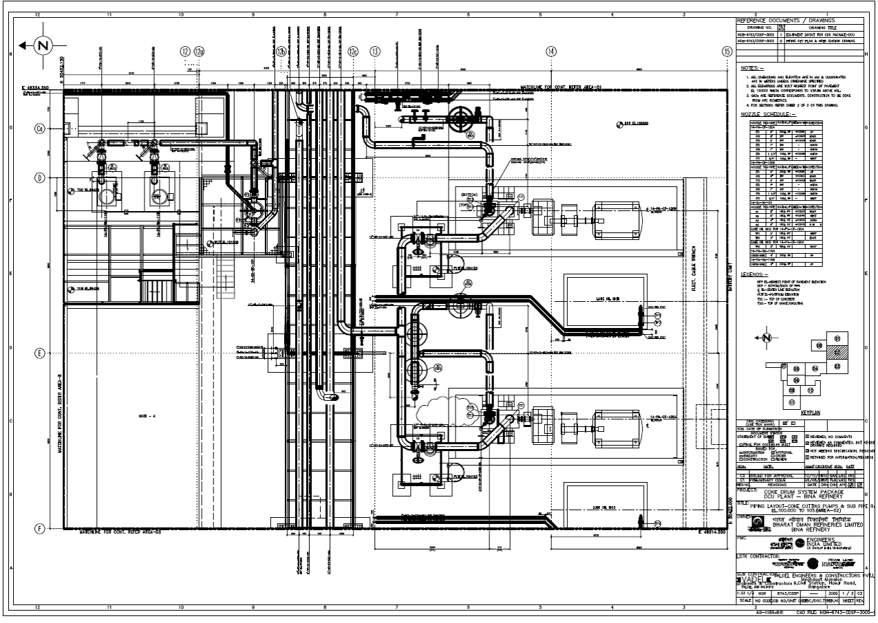 Plant Amp Facility Layout Inside Insight