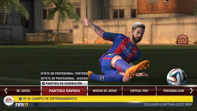 F2 - FIFA 17 PS VITA MOD (VPK/MAI)
