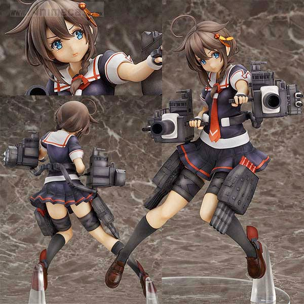 FIGURA SHIGURE Kai Ni Kantai Collection Kan Colle