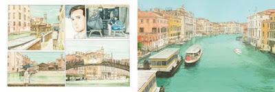 """""""Venecia"""" de Jiro Taniguchi"""