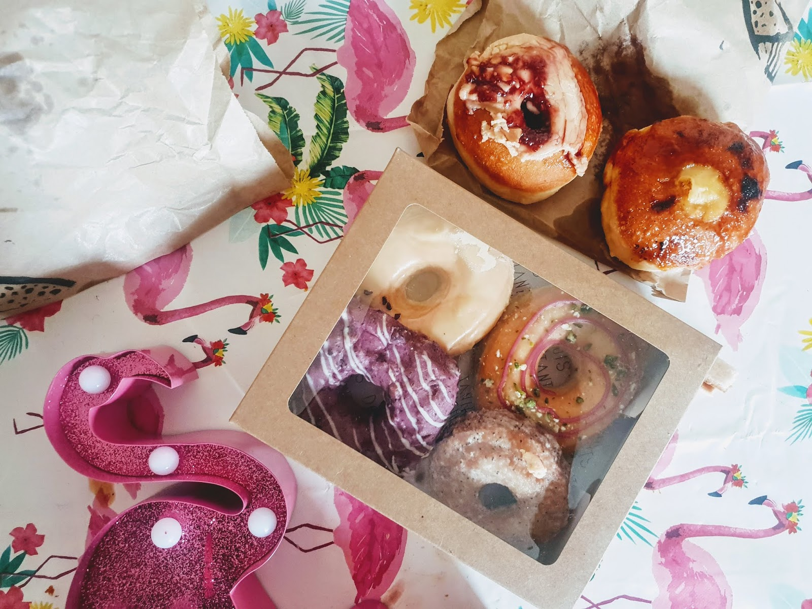 tantrum doughnuts glasgow review