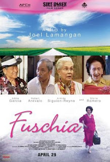 A story about an old woman, a cool hip Lola who likes the color Fuchsia, must deal with her old siblings in matters of life.