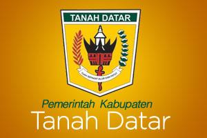 logo pemerintahan tanah datar
