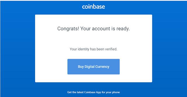 cara mudah KYC Coinbase