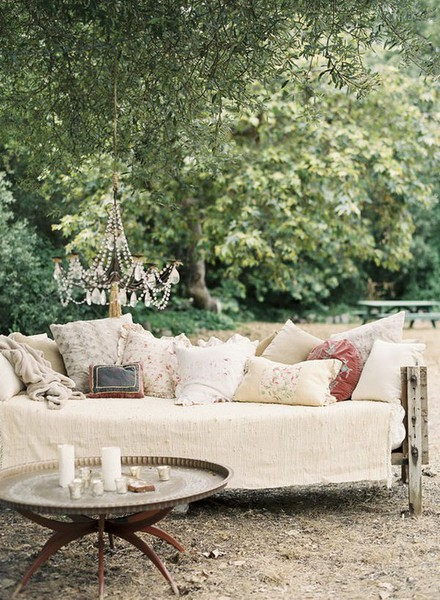 Living The Anthropologie Way Of Life Living Rooms: Living The Anthropologie Way Of Life...: Outdoor