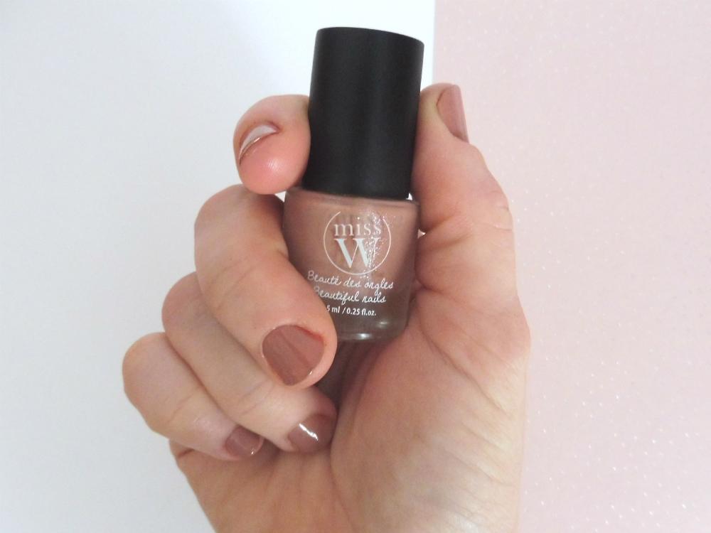 Test du maquillage vegan Miss W sur Ceiba Shop - Par Lili LaRochelle
