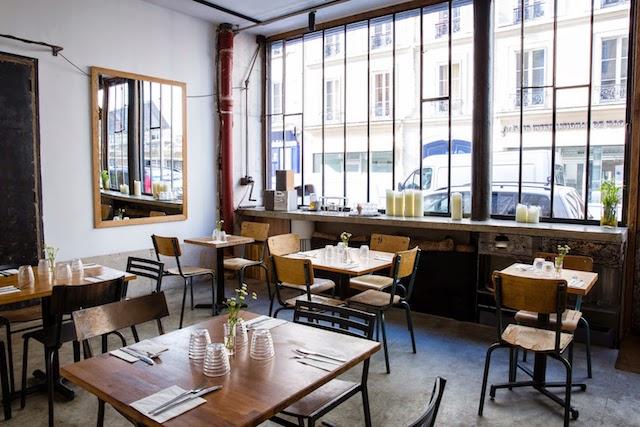 Restaurante Soya Cantine em Paris