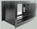 TPP chuyên cung cấp các mẫu van chỉnh gió-Van chống cháy lan vuông