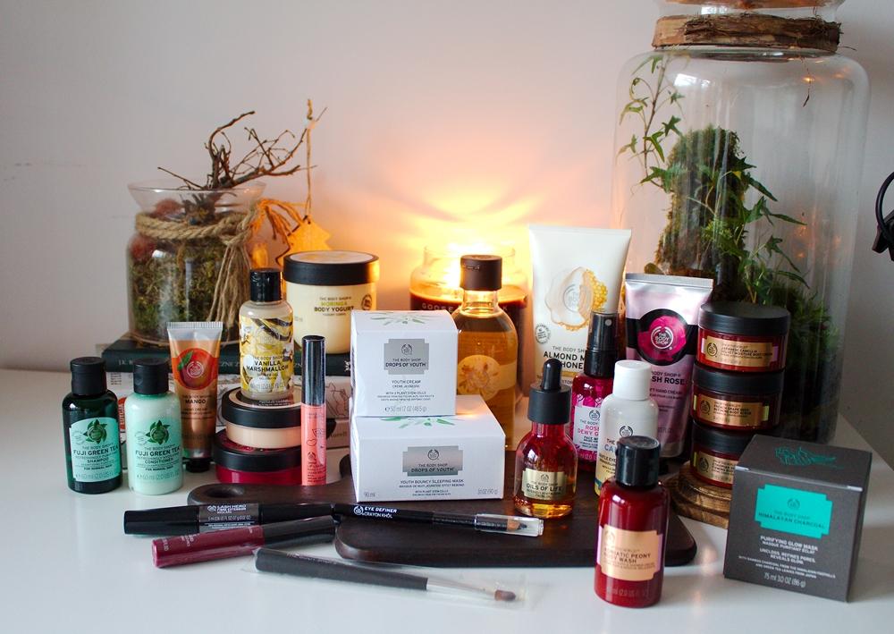 The Body Shop | Najlepszy kalendarz adwentowy?