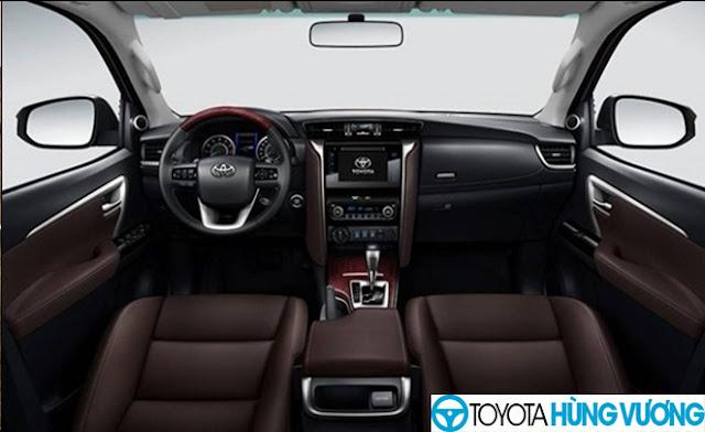 So sánh đánh giá Toyota Fortuner và Honda CR-V ảnh 9