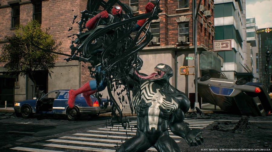 marvel vs capcom infinite venom