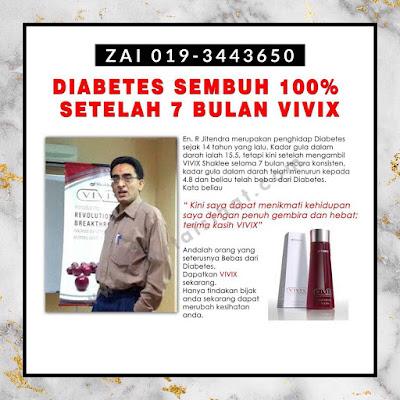 vivix diabetes