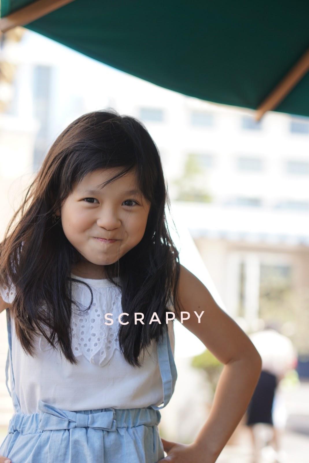 SCRAPPY companion piece