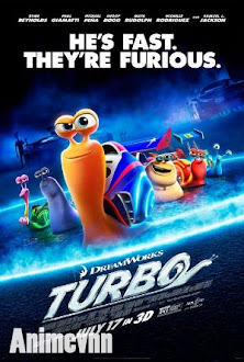Turbo - Ốc Sên Tay Đua Siêu Tốc 2013 Poster
