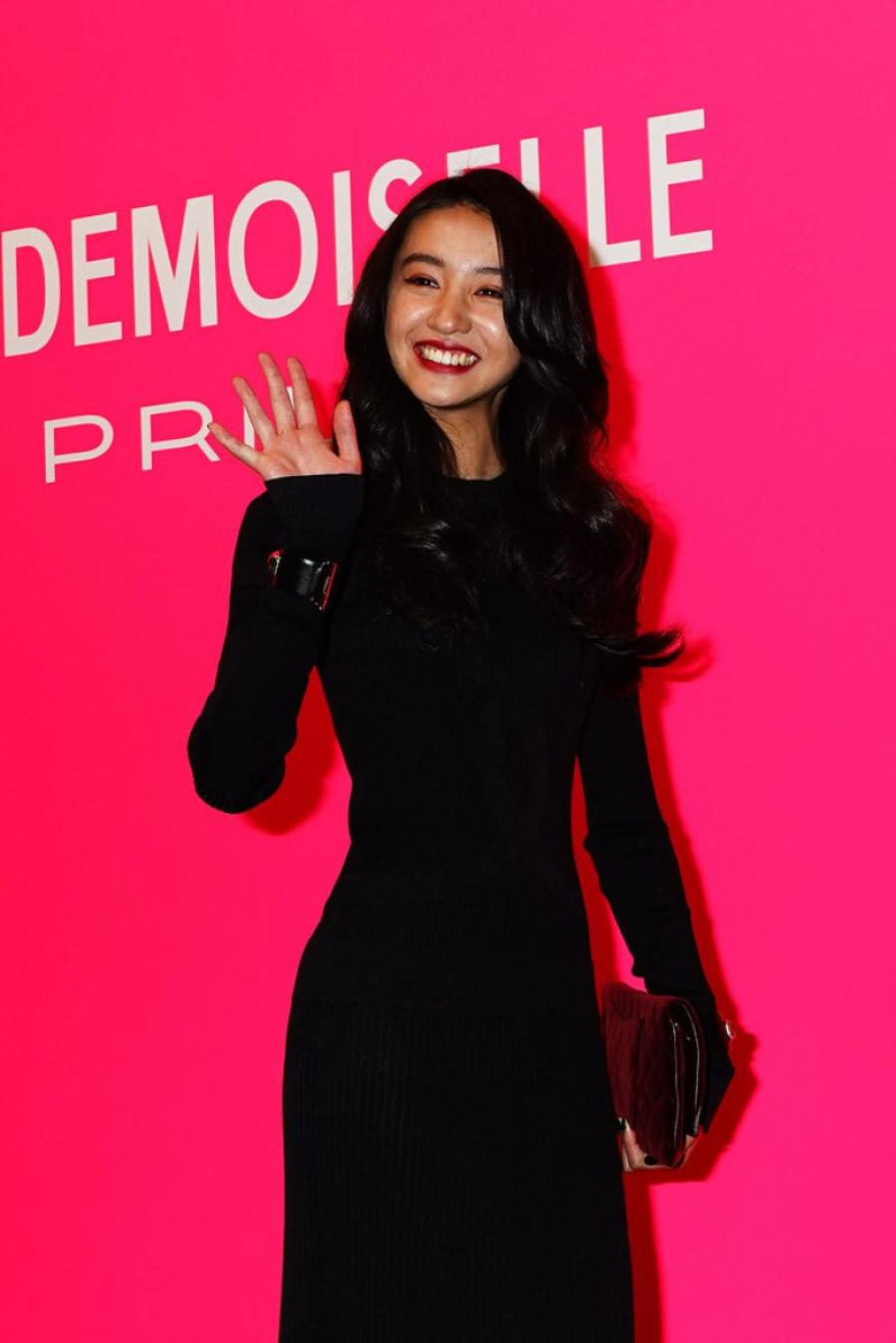 Mitsuki Kimura at Mademoiselle Prive Chanel Exhibition Opening Party