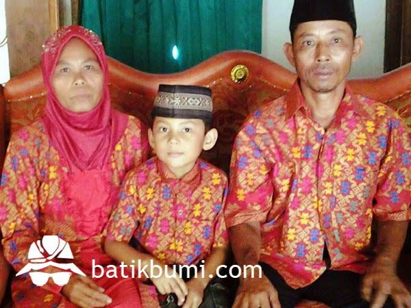 batik keluarga