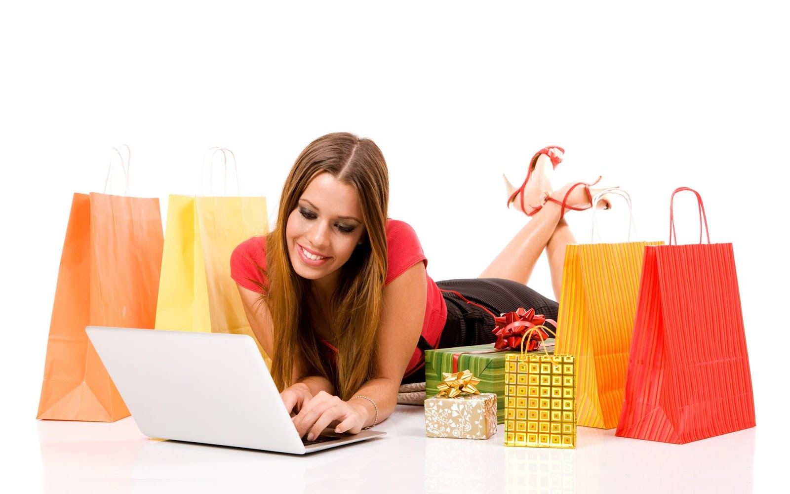 Online shoping of clothes