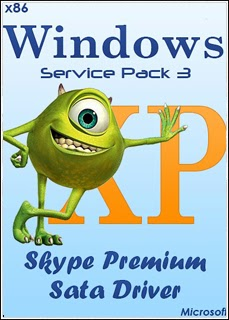 45647967656654 - Windows Xp Professional SP3 Skype Premium + Sata Driver – PTBR