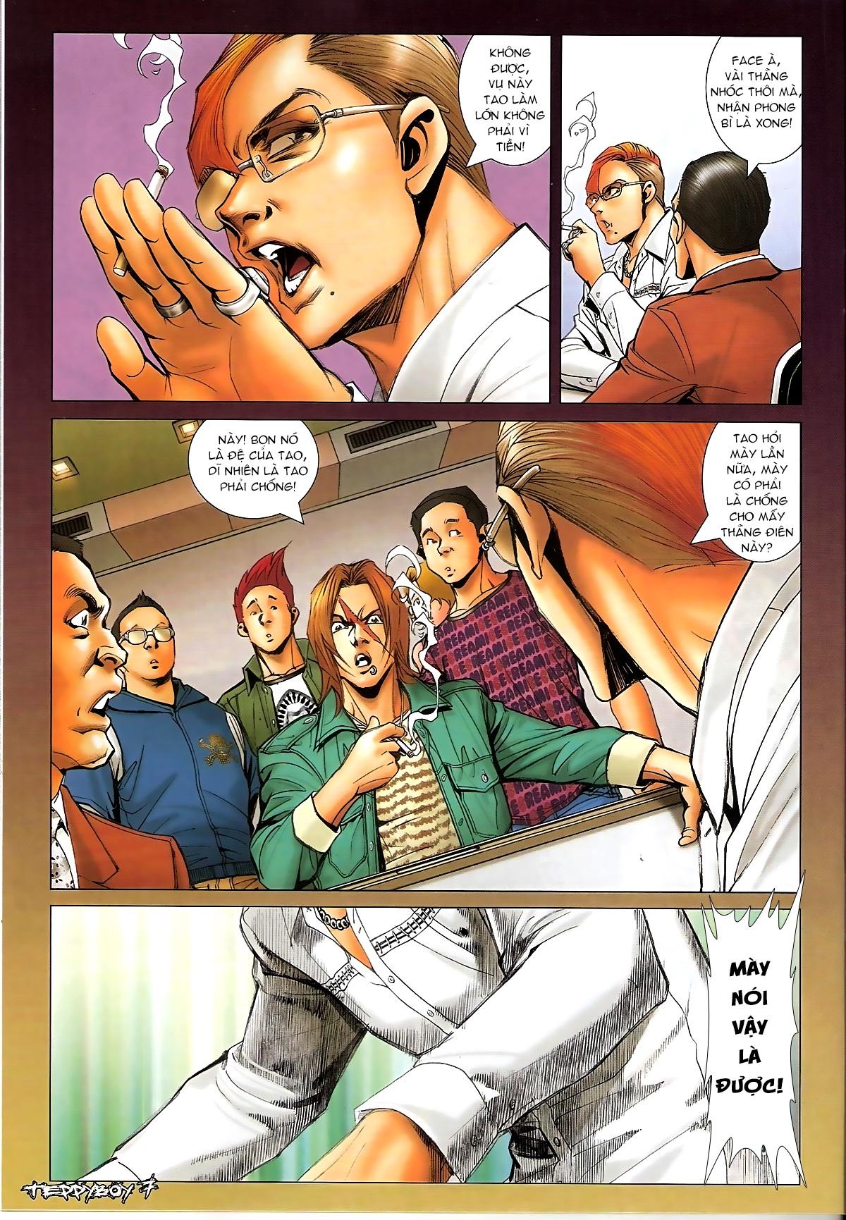 Người Trong Giang Hồ - Chapter 1326: Nộ trảm Lương Gia Nhân - Pic 6