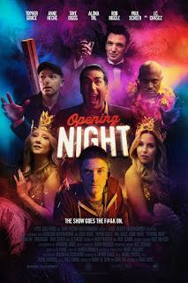 Watch Opening Night (2016) movie free online