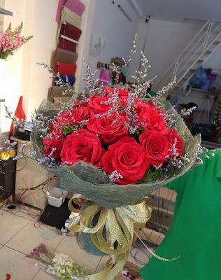 Shop hoa tươi Đất Đỏ Long Điền