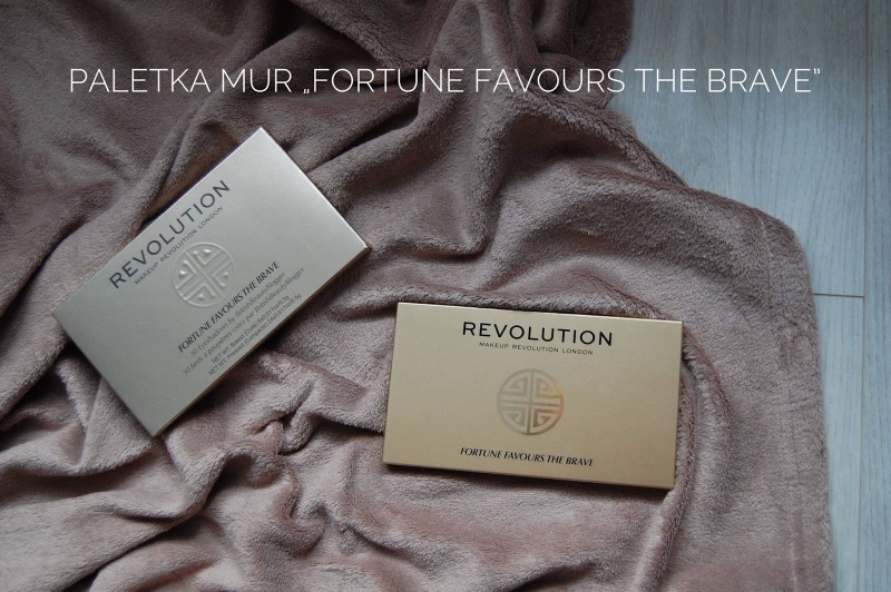 Paletka MUR ''Fortune Favours The Brave""