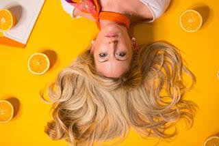 alimentación para el pelo