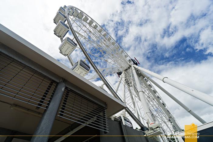 Brisbane Day Tour The Wheel of Brisbane