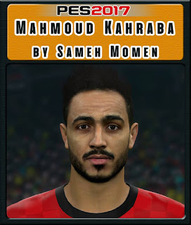 PES 2017 Faces Mahmoud Kahraba by Sameh Momen