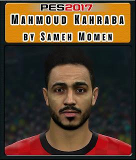 PES 2017 Faces Mahmoud Kahraba by Sameh Momen