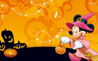 Disney Halloween 2016 wallpaper wish