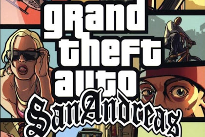 Download Game  GTA San Andreas Full RIP PC