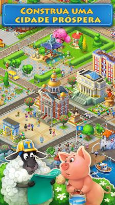 Township - Fazenda e Cidade Apk Mod v3.6.0 (Mod Money)