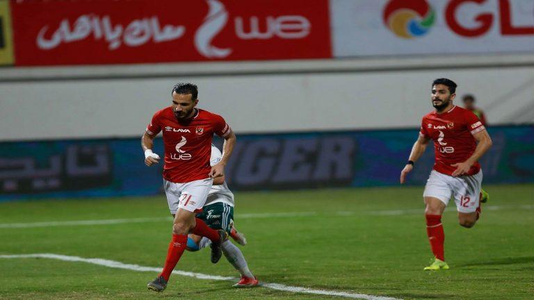ترتيب الدوري المصري بعد فوز الأهلي في مباراة اليوم