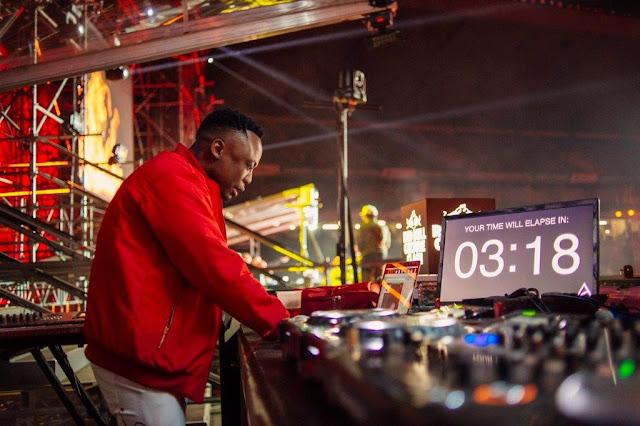 DJ Tira Massacres #RedBullCultureClash 2017 Opponents @RedBullZA #Jozi